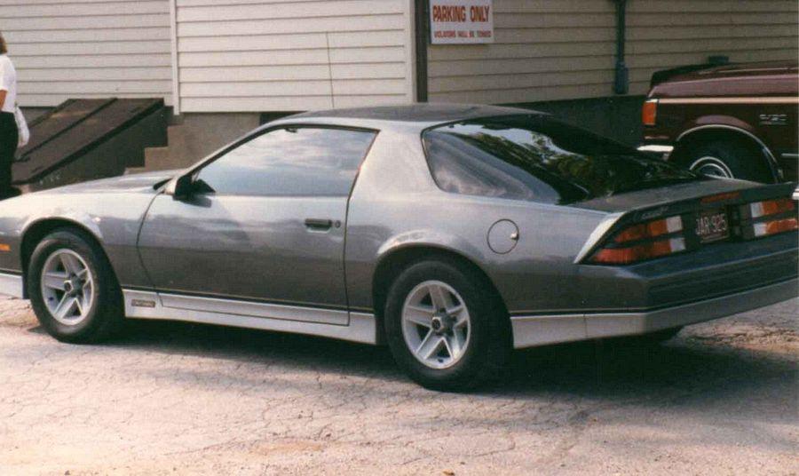1985 Chevy Z28