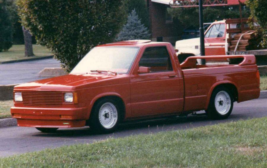 1986 Chevy S10