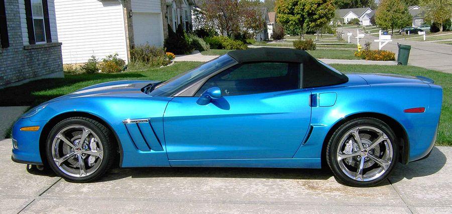 Chevy Corvette Convertible