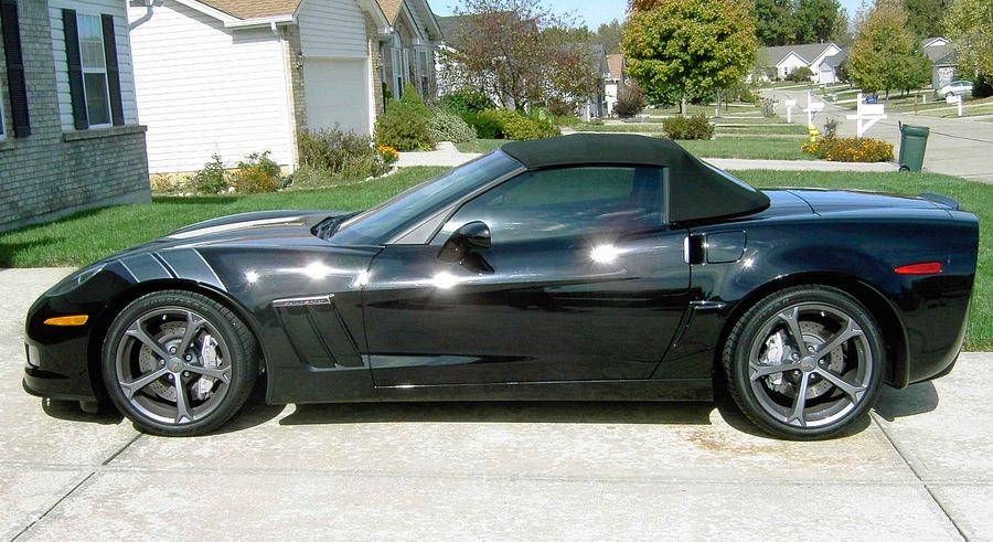 Chevy Corvette Convertible